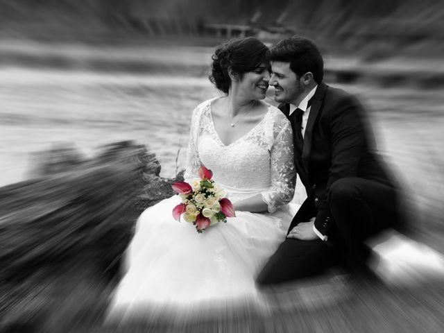 O casamento de Susana e Joel