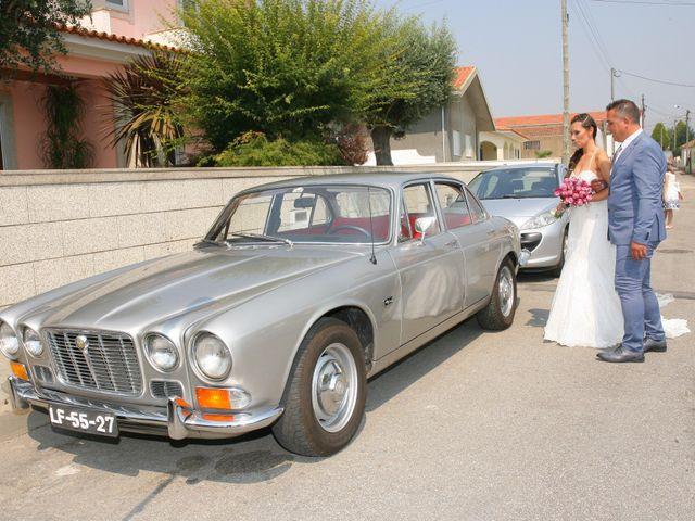 O casamento de Rafael e Daniela em Esmoriz, Ovar 23