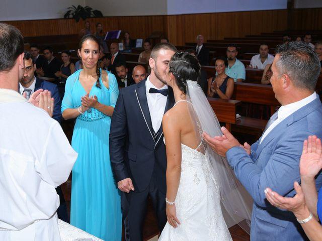 O casamento de Rafael e Daniela em Esmoriz, Ovar 26