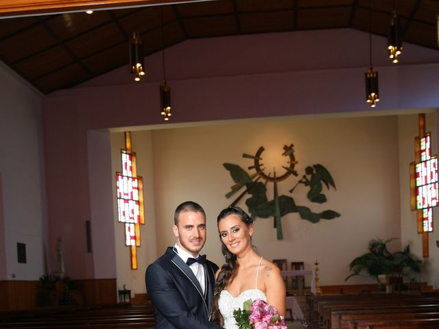O casamento de Rafael e Daniela em Esmoriz, Ovar 28