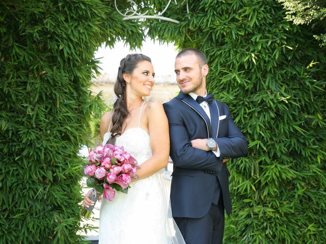 O casamento de Rafael e Daniela em Esmoriz, Ovar 43