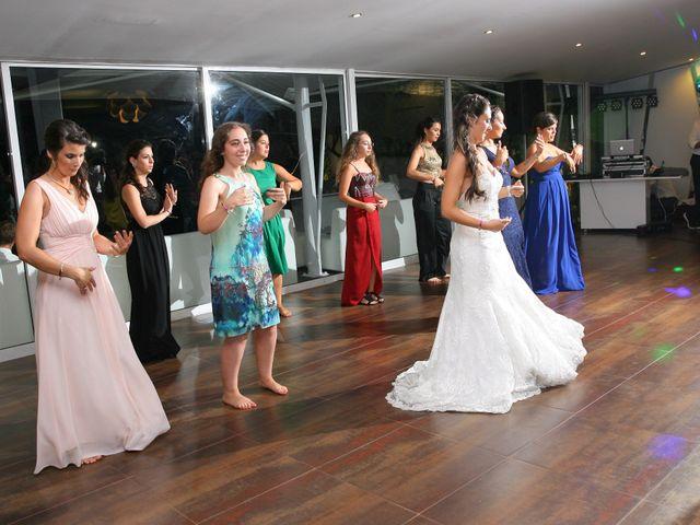 O casamento de Rafael e Daniela em Esmoriz, Ovar 79