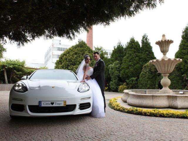 O casamento de Tiago e Cátia em Rio Tinto, Gondomar 10
