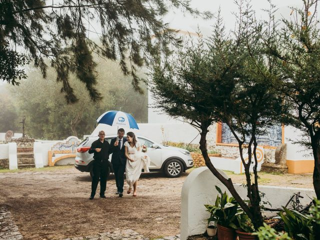 O casamento de André e Margarida em Azeitão, Setúbal (Concelho) 25