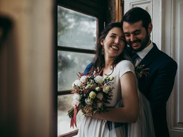 O casamento de André e Margarida em Azeitão, Setúbal (Concelho) 1