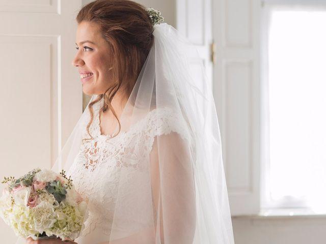 O casamento de Rebeca e Alex