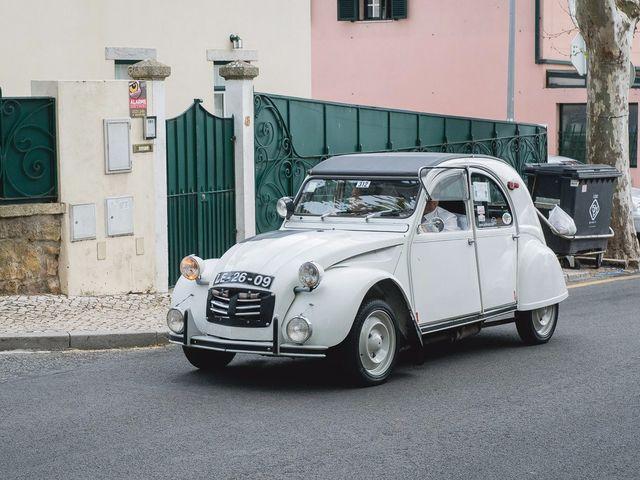 O casamento de Alex e Rebeca em Estoril, Cascais 41