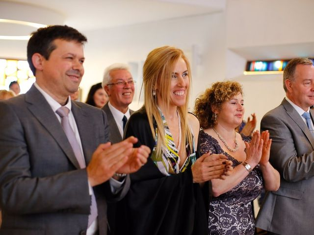 O casamento de Alex e Rebeca em Estoril, Cascais 50