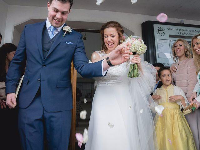 O casamento de Alex e Rebeca em Estoril, Cascais 54