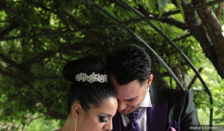 O casamento de Tiago e Cátia em Rio Tinto, Gondomar