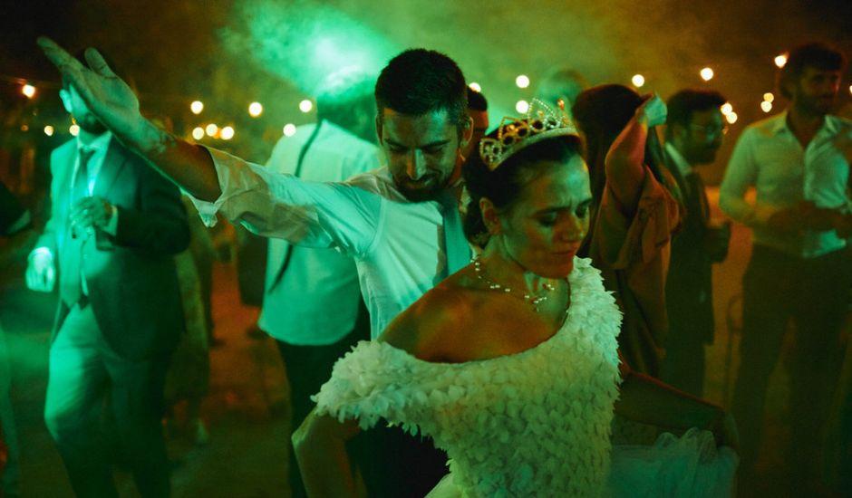 O casamento de Pedro e Rocio em Ervedal, Avis