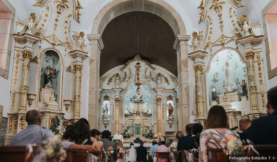 O casamento de Tobias e Tânia em Viseu, Viseu (Concelho)