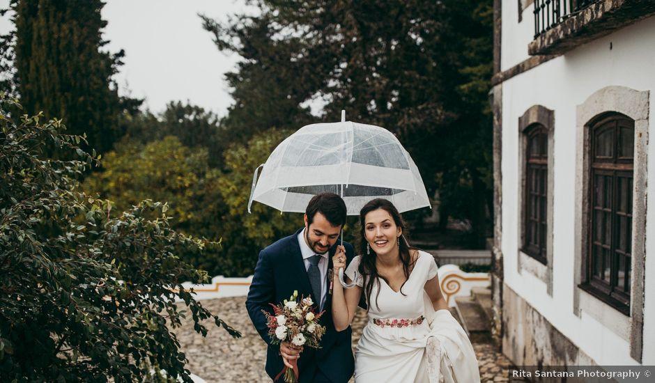 O casamento de André e Margarida em Azeitão, Setúbal (Concelho)