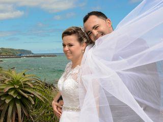 O casamento de Micaela e Emanuel