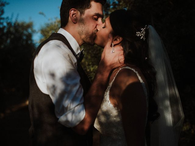 O casamento de Karelyn e André