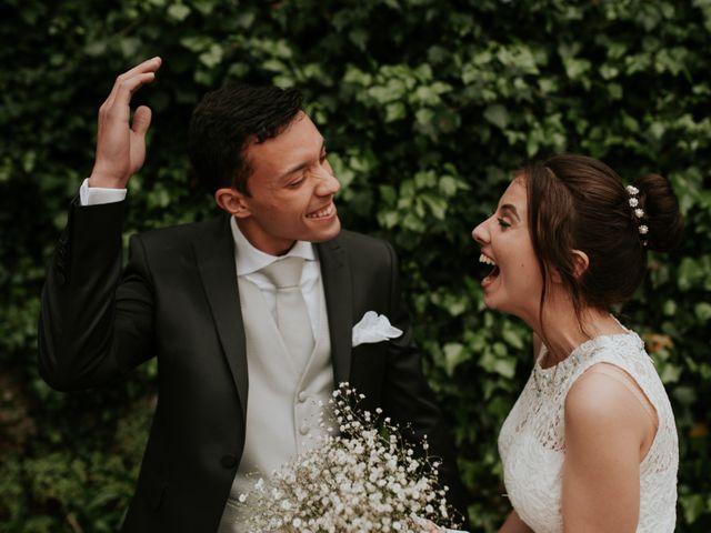 O casamento de Patrícia e Ruben