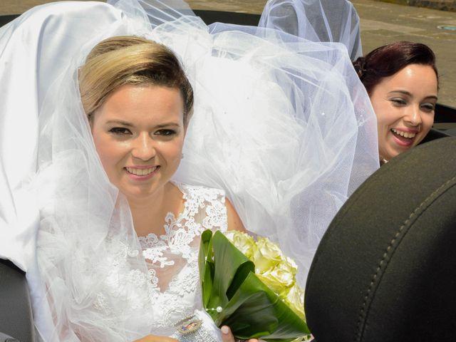 O casamento de Emanuel e Micaela em Vila Franca do Campo, São Miguel 4