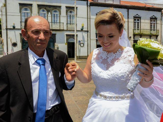 O casamento de Emanuel e Micaela em Vila Franca do Campo, São Miguel 5