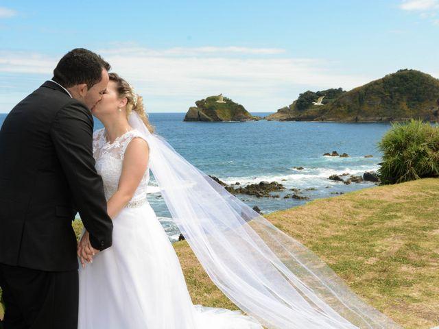 O casamento de Emanuel e Micaela em Vila Franca do Campo, São Miguel 1