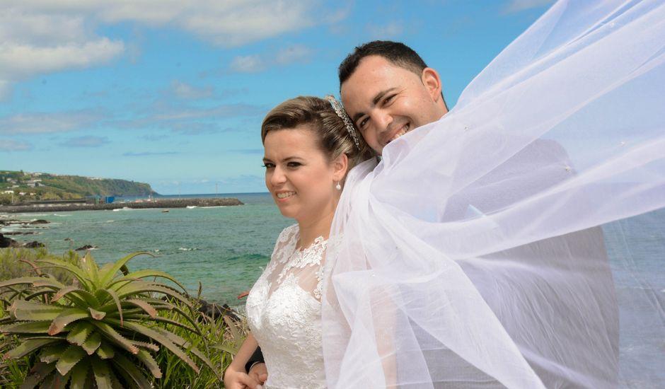 O casamento de Emanuel e Micaela em Vila Franca do Campo, São Miguel