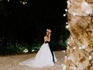 O casamento de Catarina e Levi