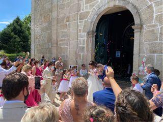 O casamento de Katia e Remy