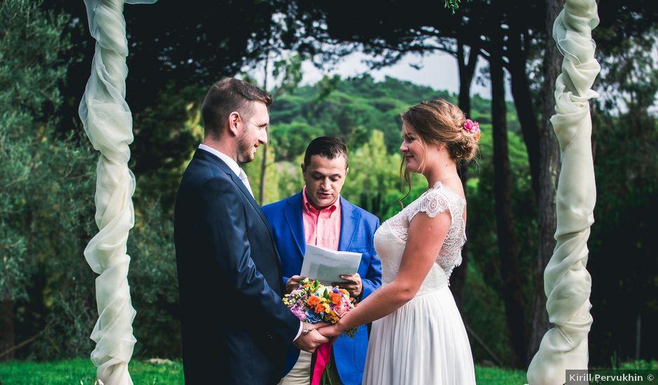 O casamento de Luis e Uliana em Sintra, Sintra