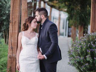 O casamento de Stephanie e Paulo