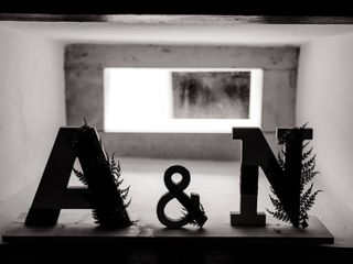 O casamento de Ana e Neeki 1
