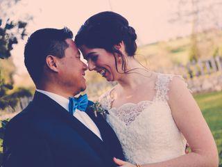 O casamento de Ana e Neeki