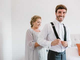 O casamento de Catarina e Xavier 1