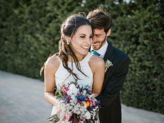 O casamento de Catarina e Xavier