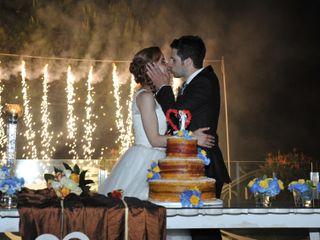 O casamento de Patrícia e Aristides  2