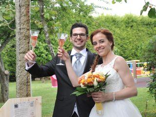 O casamento de Patrícia e Aristides
