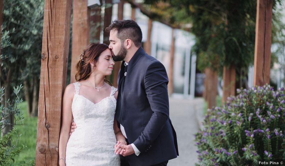 O casamento de Paulo e Stephanie em Vale de Cambra, Vale de Cambra