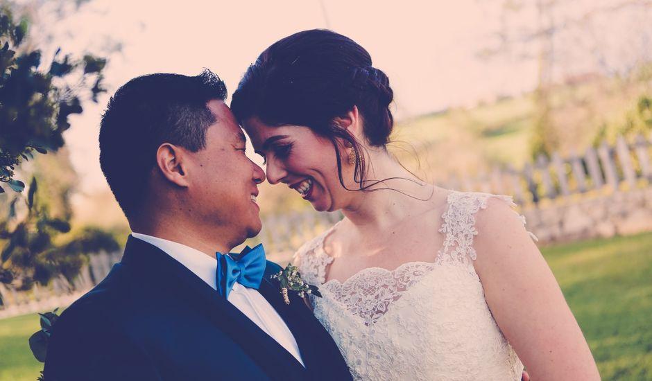 O casamento de Neeki e Ana em Leiria, Leiria (Concelho)