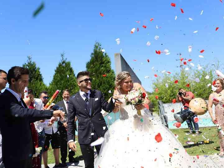 O casamento de Claudia e Manel