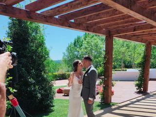 O casamento de Soraia  e Hugo 1