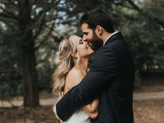 O casamento de Sara e Tomás