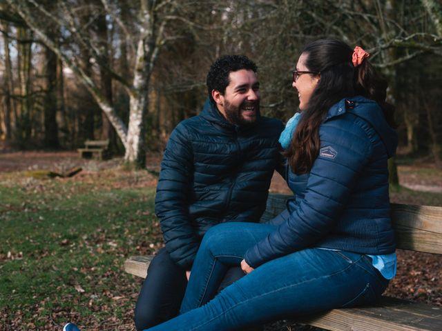 O casamento de Tiago e Viviana em Azurara, Vila do Conde 8