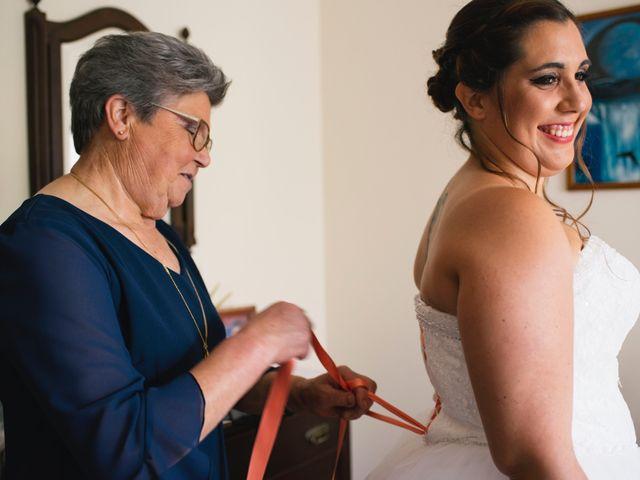 O casamento de Tiago e Viviana em Azurara, Vila do Conde 38