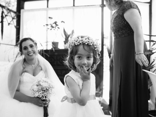O casamento de Tiago e Viviana em Azurara, Vila do Conde 45