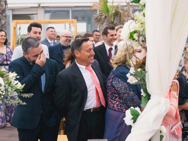 O casamento de Tiago e Viviana em Azurara, Vila do Conde 68