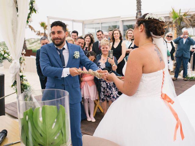 O casamento de Tiago e Viviana em Azurara, Vila do Conde 72