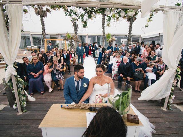 O casamento de Tiago e Viviana em Azurara, Vila do Conde 75