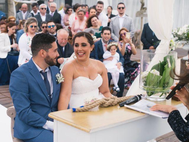 O casamento de Tiago e Viviana em Azurara, Vila do Conde 77