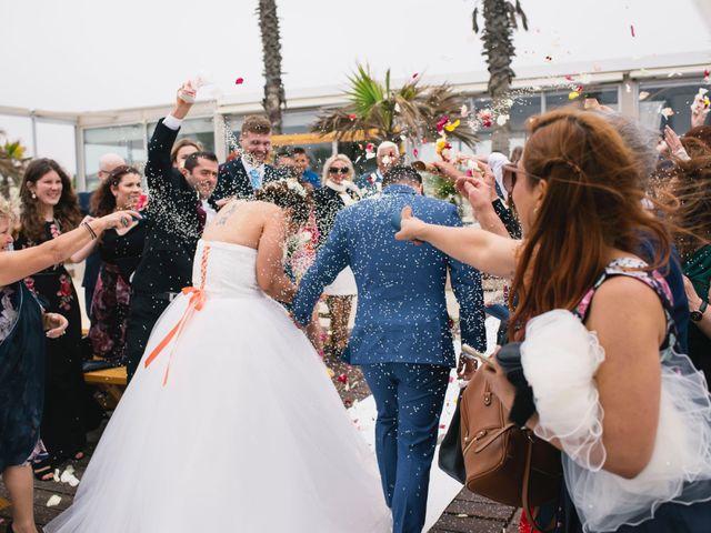 O casamento de Tiago e Viviana em Azurara, Vila do Conde 80
