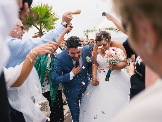 O casamento de Tiago e Viviana em Azurara, Vila do Conde 81