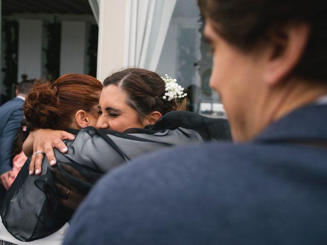 O casamento de Tiago e Viviana em Azurara, Vila do Conde 86