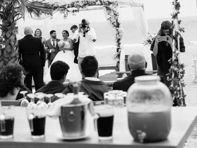 O casamento de Tiago e Viviana em Azurara, Vila do Conde 90